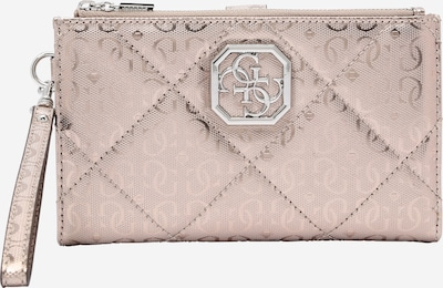 GUESS Πορτοφόλι σε ροζέ χρυσό, Άποψη προϊόντος