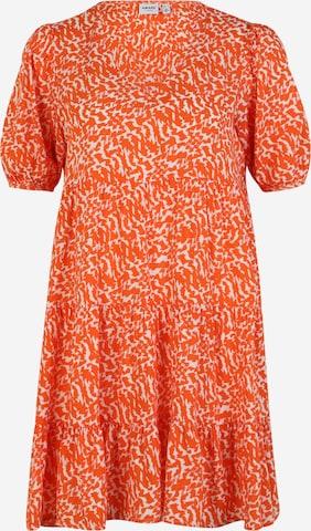 Robe 'OHANNA' Vero Moda Petite en orange