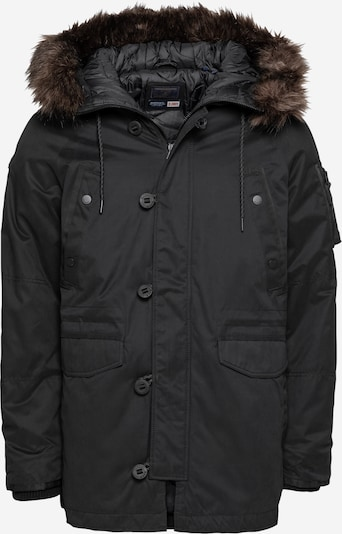 Superdry Winter parka in black, Item view