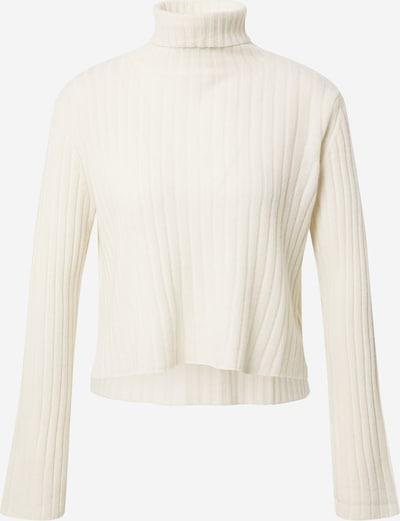 Pure Cashmere NYC Pullover in elfenbein, Produktansicht