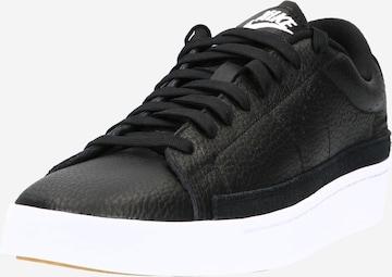 Baskets basses 'Blazer' Nike Sportswear en noir