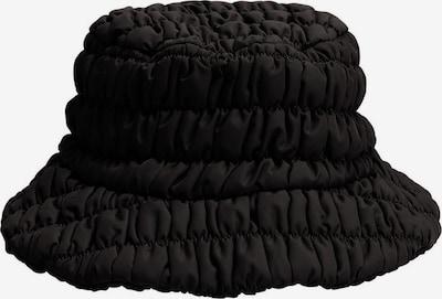 Pălărie 'FRUNCE' MANGO pe negru, Vizualizare produs