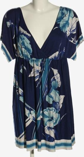Oasis Minikleid in XL in blau / türkis / weiß, Produktansicht