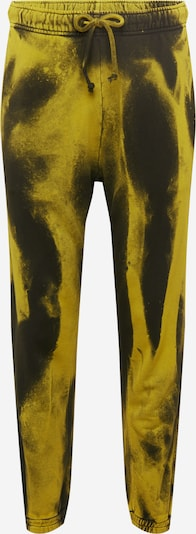 DIESEL Byxa 'CALTON' i citron / svart, Produktvy