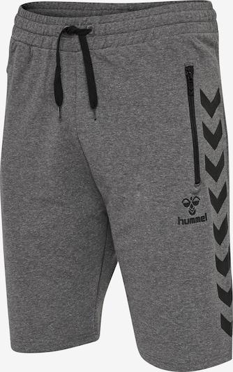 Hummel Shorts in grau, Produktansicht