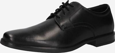 CLARKS Schnürschuh 'Howard Walk' in schwarz, Produktansicht