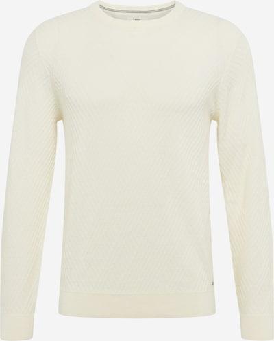 BRAX Sweter 'Rick' w kolorze pełnobiałym, Podgląd produktu