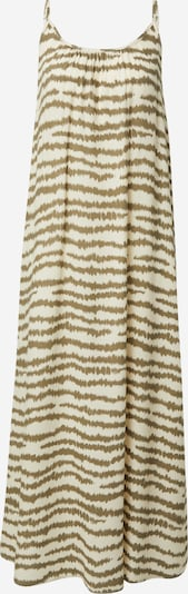 Rochie de vară 'PIA 2' Soyaconcept pe crem / oliv, Vizualizare produs