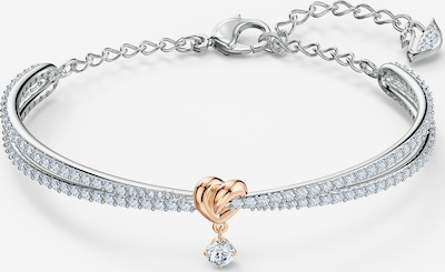Swarovski Гривна 'Lifelong Heart' в злато / сребърно, Преглед на продукта