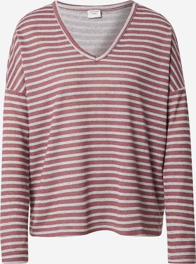 JDY T-shirt 'HARLOW' en gris chiné / pitaya, Vue avec produit