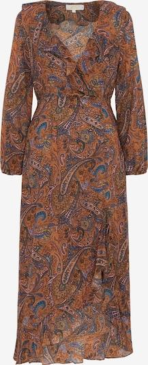 usha FESTIVAL Kleid in chamois / navy / cognac, Produktansicht