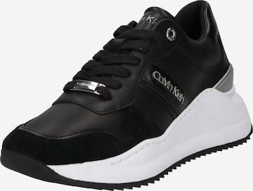 Calvin Klein Sneakers 'Rylie' in Black