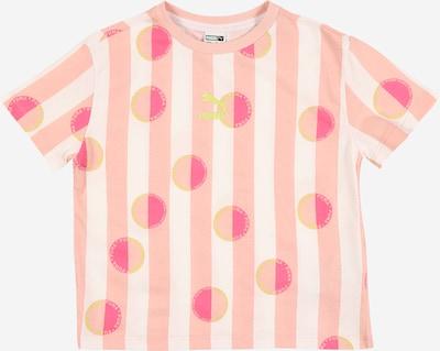 Maglietta 'Classics' PUMA di colore corallo / bianco, Visualizzazione prodotti