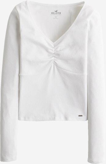 HOLLISTER Shirt in weiß, Produktansicht