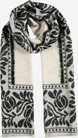 Twinset Schal 'Sciarpa Sfrangiata' in Weiß