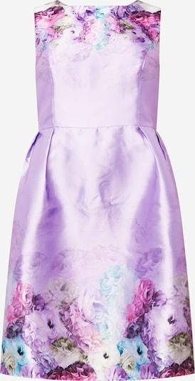 Chi Chi Curve Vestido en lila claro / mezcla de colores, Vista del producto