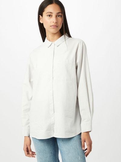 Cotton On Bluse in hellgrau, Modelansicht
