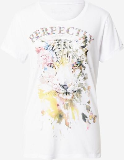Frogbox Camiseta en mezcla de colores / blanco, Vista del producto