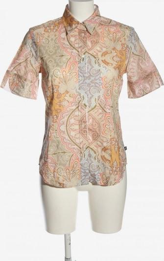 Jacques Britt Kurzarmhemd in M in blau / grün / pink, Produktansicht