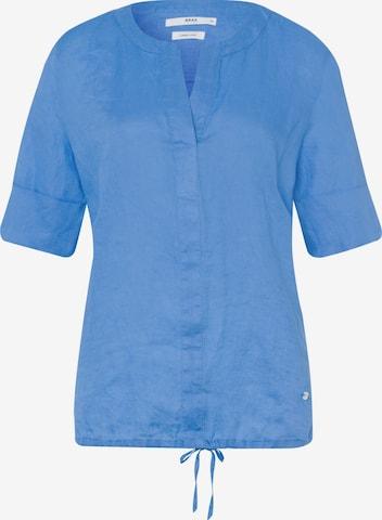 BRAX Bluse 'Vio' in Blau