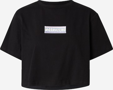 ELLESSE Skjorte 'Hildan' i svart