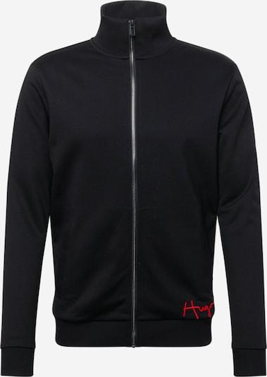 Hanorac 'Daperol' HUGO pe negru, Vizualizare produs