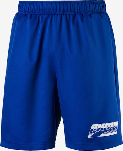 PUMA Outdoorbroek 'Rebel' in de kleur Blauw / Wit, Productweergave