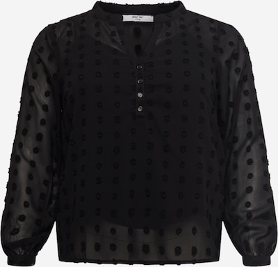 ABOUT YOU Curvy Μπλούζα 'Galina' σε μαύρο, Άποψη προϊόντος