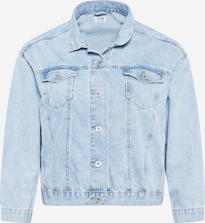 Cotton On Curve Tussenjas 'BAGGY' in de kleur Lichtblauw, Productweergave