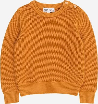 ABOUT YOU Pullover 'Jo' in orange, Produktansicht