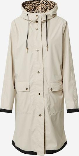 RINO & PELLE Mantel in beige / braun / schwarz, Produktansicht