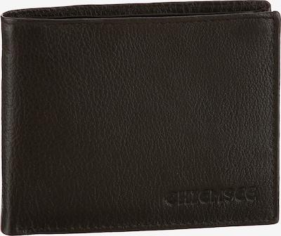 CHIEMSEE Portemonnaie in dunkelbraun, Produktansicht