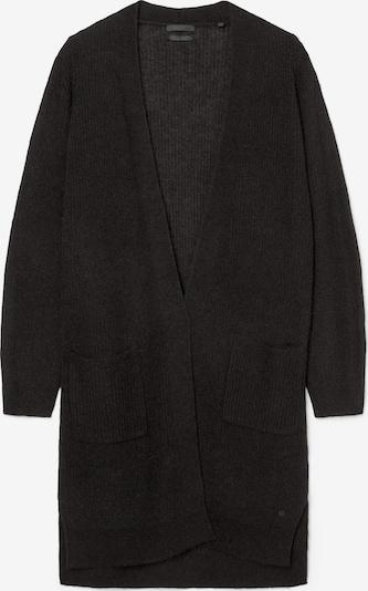 Marc O'Polo Gebreid vest in de kleur Zwart, Productweergave