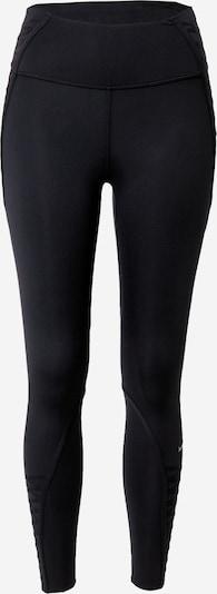 NIKE Sporthose 'One Luxe' in schwarz / weiß, Produktansicht