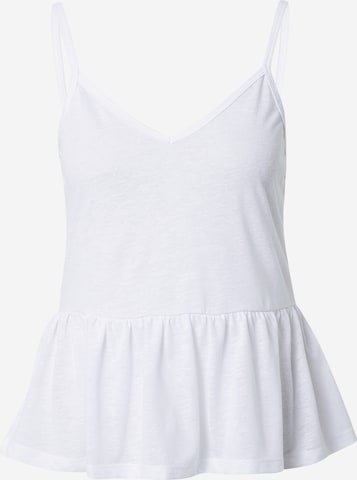 NEW LOOK Top 'POLY' in Wit