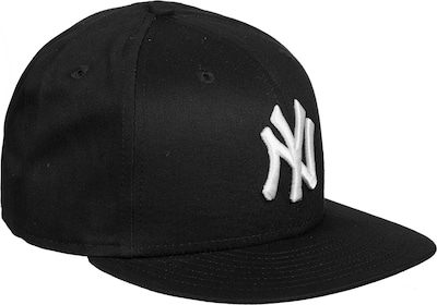 NEW ERA Snapback ' League Essential 9Fifty ' in schwarz, Produktansicht