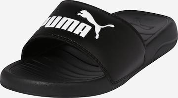 PUMA Beach & swim shoe 'Popcat 20' in Black