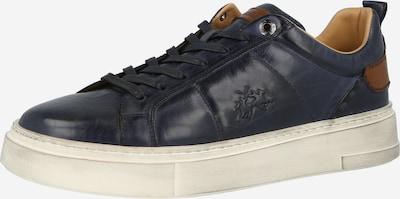La Martina Sneaker low 'TODI' i mørkeblå, Produktvisning