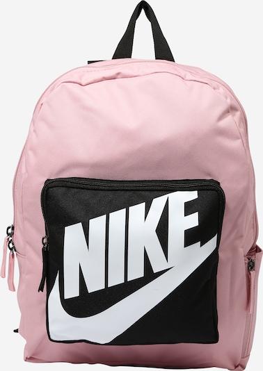 Nike Sportswear Sac à dos en rose / noir / blanc, Vue avec produit