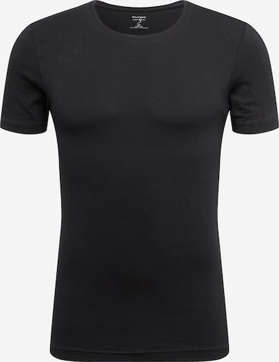 OLYMP T-Shirt en noir, Vue avec produit