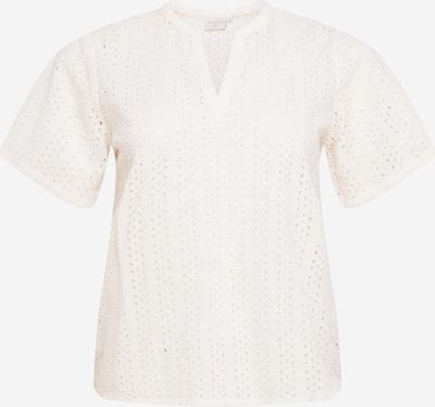 Bluză KAFFE CURVE pe alb, Vizualizare produs