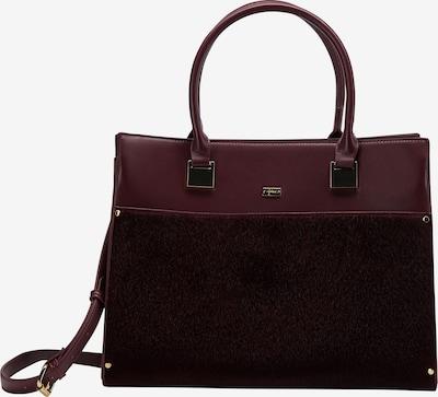 faina Handtasche in weinrot, Produktansicht