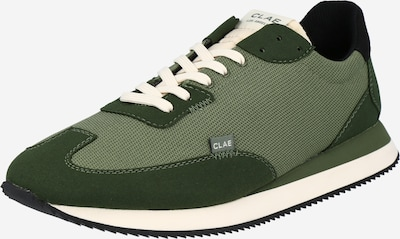 CLAE Sneakers low 'RUNYON' in olive / dark green, Item view