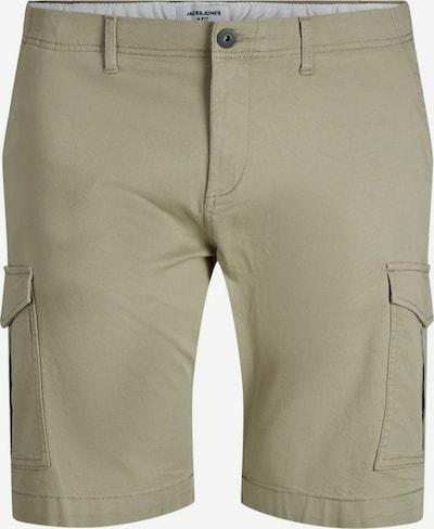 JACK & JONES Pantalon cargo en beige clair, Vue avec produit