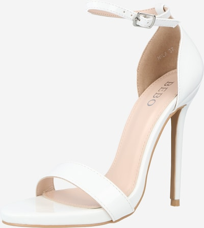 BEBO Sandal 'NILA' in natural white, Item view
