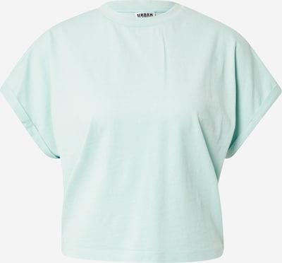 Urban Classics Shirt in de kleur Azuur, Productweergave
