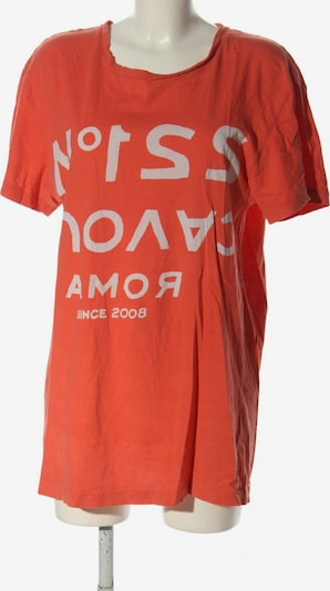 5Preview Top & Shirt in XS-XL in Light orange / White, Item view