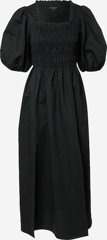 juoda AllSaints Suknelė