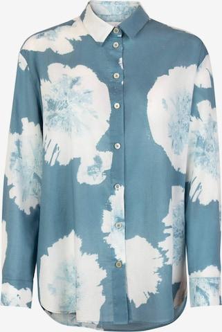 LIEBLINGSSTÜCK Bluse 'Finola' in Blau