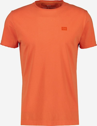 NEW IN TOWN T-Shirt in orange, Produktansicht